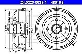 ATE 24.0220-0039.1 Bremstrommel