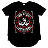 AMIX Camiseta AMIX YOU DECIDE STAY STRONG XL