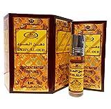 Dehn Al Oud, Box mit 6x 6ml Parfümöl von Al-Rehab