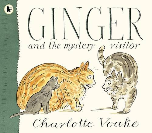 Ginger and the mystery visitor