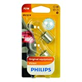 Philips 0730012 12498B2 P21W Premium 12 V - Pack of 2
