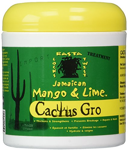 Jamaican Mango and Lime Cactus Gro Treatment, 180ml, 180ml