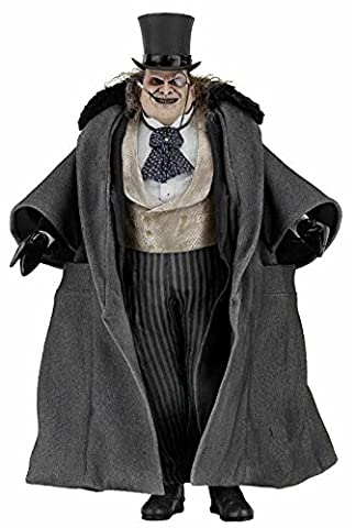 Figurine d'action échelle 1/4 Batman Returns - Mayoral Penguin