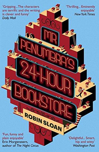 Mr Penumbra's 24-Hour Bookstore