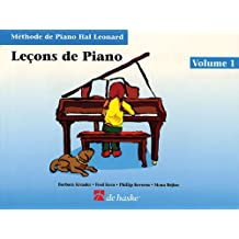 Leçons de Piano Volume 1