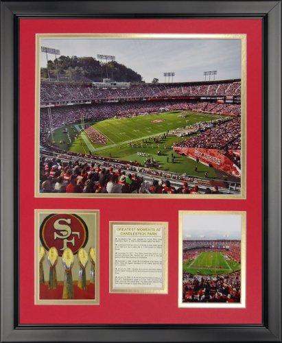 legends-never-die-san-francisco-49ers-candlestick-park-framed-photo-collage-16-x-20