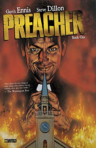Preacher: Book One (English Edition) (Jesse Figur)