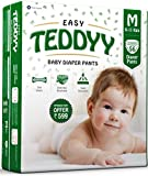 TEDDYY Baby Easy Diapers Pants Large 52 Counts