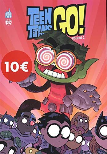 Teen Titans Go !, Tome 2 : par Collectif