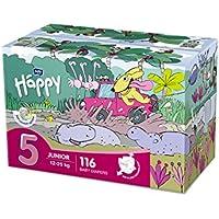 Bella Baby Happy Windeln Junior Größe 5 (12-25 kg), 116 Stück