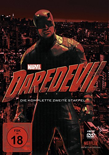 Marvel's Daredevil - Die komplette zweite Staffel [4 DVDs] -