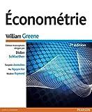 Econometrie 7e (greene) by Shlacther d. (January 16,2012) - Village Mondial (January 16,2012)