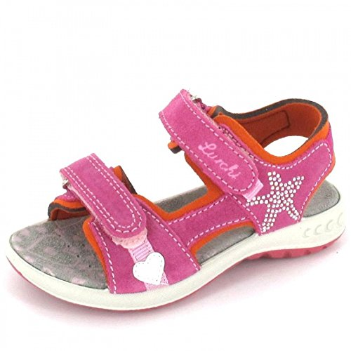 Lurchi Sandalette Fia Größe 30, Farbe: pink