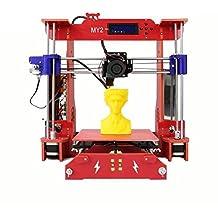 OOFAY® Stampanti 3D Home desktop Office DIY industriale grado di stampa tridimensionale , red
