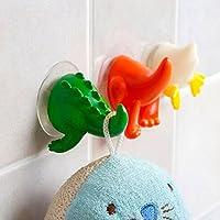 VANKER Las colas de los animales en forma de baño Cocina Ducha de tela de toalla