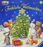 Fröhliche Weihnachten: Mit vielen Schiebern