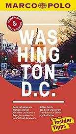 MARCO POLO Reiseführer Washington D.C.: Reisen mit Insider-Tipps. Inklusive kostenloser Touren-App & Update-Service hier kaufen