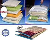 Space Saver Vacuum Storage Bags 4 Medium...