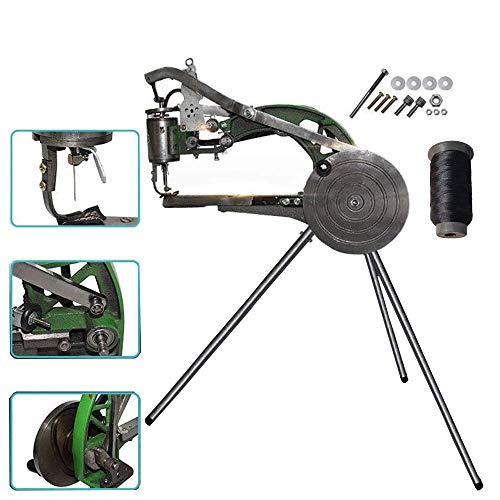 TOPQSC Zapato máquina coser mano máquina coser mano
