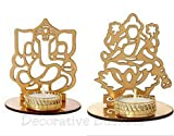 #3: Shagun For You Tealight Candle Holder (Combo Set)