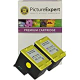 Compatible HP 110 ( CB304AE ) Colour Ink Cartridge x 2 ( Twin Pack )