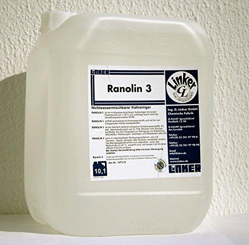 Linker Ranolin 3 Teerentferner Kaltreiniger 10 Liter