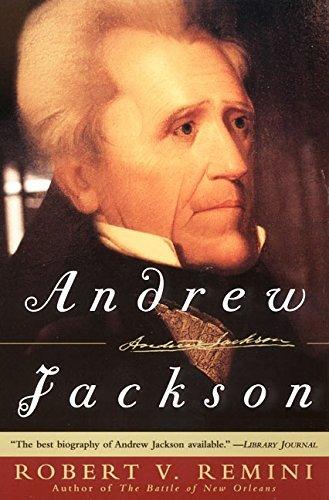 Andrew Jackson by Robert V. Remini (1999-08-01)