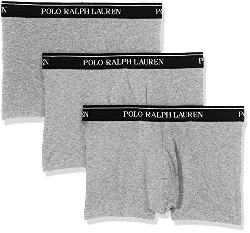 Polo Ralph Lauren Herren Boxershorts Classic, 3er Pack, Grau (3Pk an Htr/an Htr/an Htr 007), X-Large
