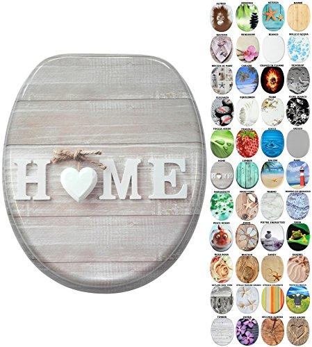 Sedile wc, grande scelta di belli sedili wc da legno robusto e di alta qualità (home)