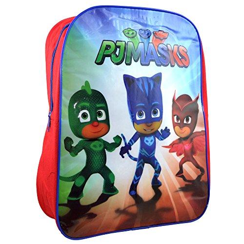 51KUXvGbUiL. SS500  - PJ MASKS CAT-BK-9002 PJ Masks-32cm Junior Backpack