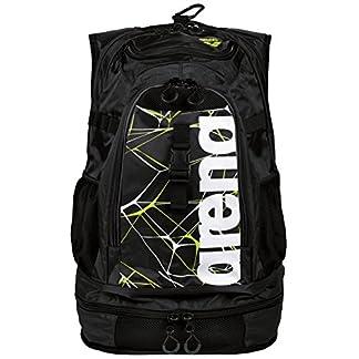 51KUYWy5qeL. SS324  - Arena Unisex - Adultos Fastpack 2.1 Mochila de natación, Negro, Default Title