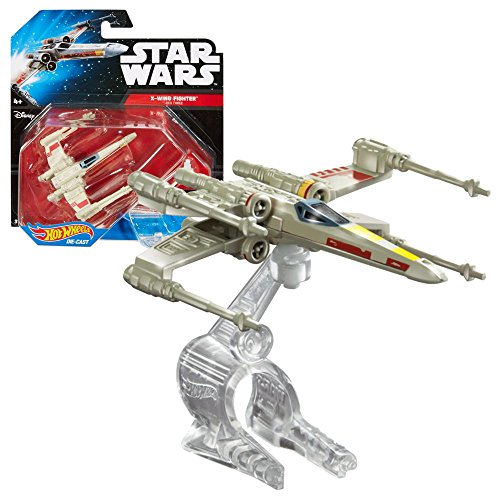 Mattel Selección Astronave   Die-Cast   Star Wars Hot Wheels, Star Wars Fahrzeuge & Flugzeuge:X-Wing Fighter