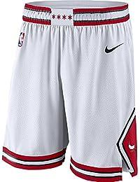 Nike chi M NK swgmn Short Home – Pantaloncini Chicago Bulls d25589663ace