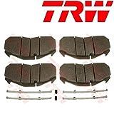 TRW GDB5065 Bremsbelagsatz, Scheibenbremse - (4-teilig)
