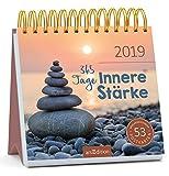 365 Tage Innere Stärke 2019: Postkartenkalender