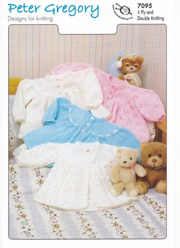 peter-gregory-baby-double-knitting-4-ply-pattern-selection-of-matinee-jackets