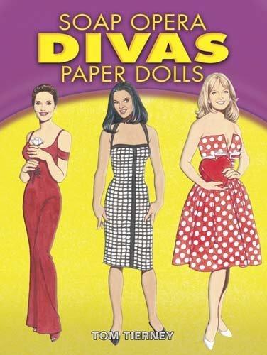 soap-opera-divas-paper-dolls-dover-celebrity-paper-dolls-by-tom-tierney-2007-paperback
