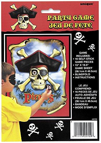 Gioco di partito-pirati Bounty
