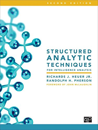 [Structured Analytic Techniques for Intelligence Analysis] (By: Richards J. Heuer Jr.) [published: July, 2014]