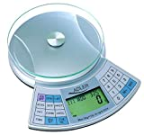Adler AD 3133 Electronic Scale Kitchen with Analysis Silver, Multicolour