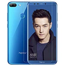 HONOR 9 LITE /ZEDFO CASE TEMPERED GLASS FOR HUAWEI HONOR 9 LITE (Transparent)