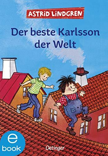 Der beste Karlsson der Welt (Karlsson vom Dach 3)