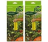 Dehner Bio Gelbtafeln zur Schädlingsbekämpfung, 2 x 10 Stück (20 Stück)