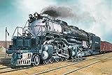 Revell 02165 - Big Boy Kit di Modello in Plastica Locomotive, Scala 1:87