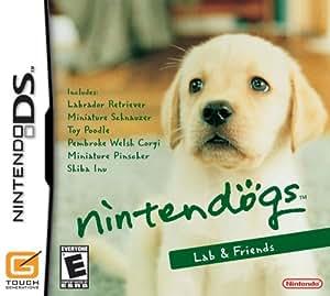 Nintendogs Labrador & ses amis