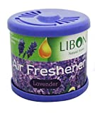 #9: Liboni Natural Aroma Car Perfumes Fresh Lavender Air Fresheners for Car