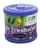#8: Liboni Natural Aroma Car Perfumes Fresh Lavender Air Fresheners for Car