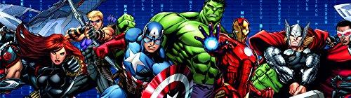 Selbstklebende Bordüre Avengers 0,14x5m
