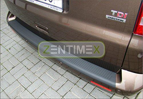 Interiormate Z746483 Ladekantenschutz fahrzeugspezifisch Kunststoff schwarz 3D-Oberfläche