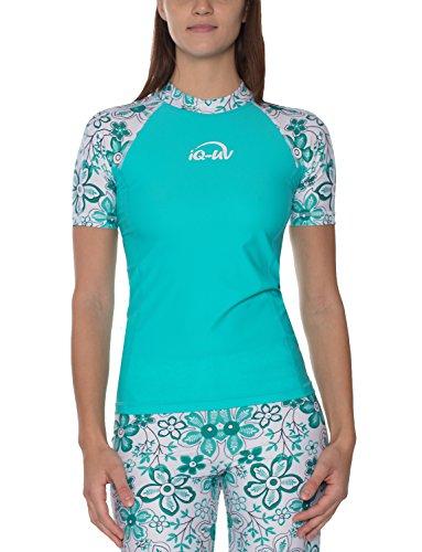 Iq Company Iq 230 Vêtement Anti Uv T Shirt Femme Caribéenne Fr L Taille Fabricant L 42
